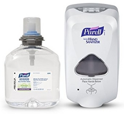 Purell hand sanitizer dispenser Automatic from AVENSIA GENERAL TRADING LLC