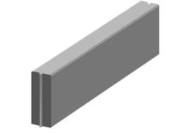 Heel Kerb Supplier in Dubai from ALCON CONCRETE PRODUCTS FACTORY LLC