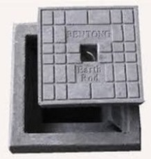 Concrete earth pit supplier in Saudi Arabia from ALCON CONCRETE PRODUCTS FACTORY LLC