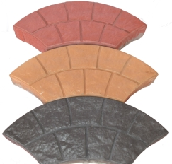 Duco interpave block supplier in UAE from ALCON CONCRETE PRODUCTS FACTORY LLC