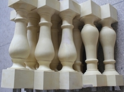Balustrades supplier in Dubai from ALCON CONCRETE PRODUCTS FACTORY LLC