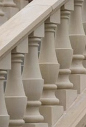 Balustrades supplier in Bahrain from ALCON CONCRETE PRODUCTS FACTORY LLC