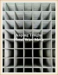 Electro Galvanized Welded Wire Mesh from ANPING TENGLU METAL WIRE MESH CO.LTD./INFO@STAINLESSSTEELWIREMESHFACTORY.COM