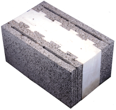 Thermal block supplier in Saudi Arabia from ALCON CONCRETE PRODUCTS FACTORY LLC