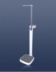 weighing Scale plus Height Rod with Transportation wheel  from ARASCA MEDICAL EQUIPMENT TRADING LLC