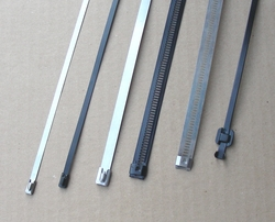 Stainless Steel Cable Ties from SEVEN GRACE GENERAL TRADING FZE