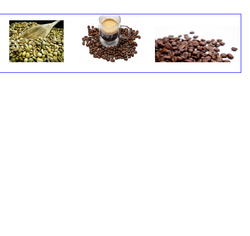 COFFEE BEANS from SRM GLOBAL EXPORTS