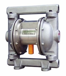 PNEUMATIC DIAPHRAGM PUMP SUPPLIER UAE from MURTUZA TRADING