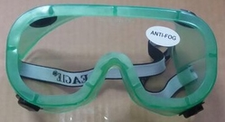 SAFETY GOGGLES ANTI-FOG SUPPLIER UAE from MURTUZA TRADING