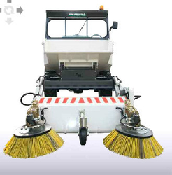 INDUSTRIAL SWEEPERS from JBG GENERAL TRADING LLC