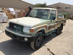 Toyota Land Cruiser Pick-Up GRJ 79 SC ABS/Airbag from DAZZLE UAE