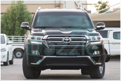 Toyota Land Cruiser GXR V8 4WD 200-Series Armored from DAZZLE UAE