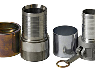 Industrial Couplings Suppliers in Dubai from GATES ENGINEERING AND SERVICES
