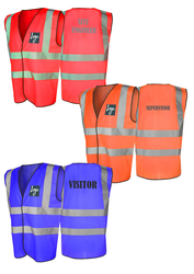 SAFETY VEST from SALIMA GARMENTS & TAILORING CO LLC