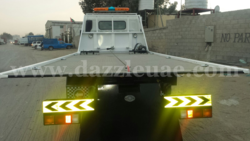 Mitsubishi Recovery Truck from DAZZLE UAE