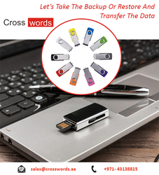 Discount Flash Drives from CROSSWORDS GENERAL TRADING LLC