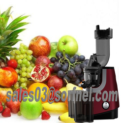 SORFNEL Competitive Wide Feeding Tube Slow Juicer from ZHONGSHAN SORFNEL ELECTRIC APPLIANCES TECHNOLOGY CO.,LTD