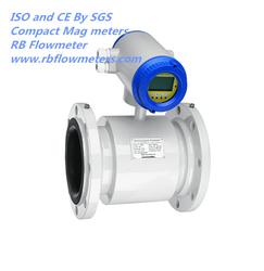 Magnetic FLOW METERS from R&B INSTRUMENT INC.