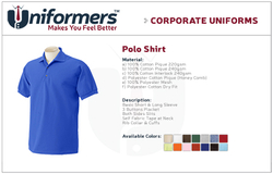 Uniform Suppliers in Sharjah from UNIFORMERS