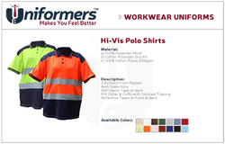 Polo Shirt  Manufactures in UAE from UNIFORMERS