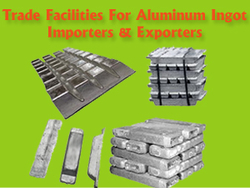 Avail Trade Finance Facilities for Aluminum Ingot Importers and Exporters from BRONZE WING TRADING LLC