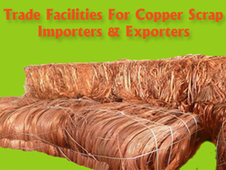 Avail Trade Finance Facilities for Copper Scrap Importers and Exporters from BRONZE WING TRADING LLC