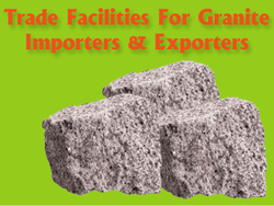 Avail Trade Finance Facilities for Granite Importers and Exporters from BRONZE WING TRADING LLC
