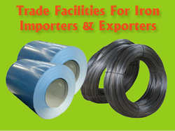 Avail Trade Finance Facilities for Iron Importers and Exporters from BRONZE WING TRADING LLC