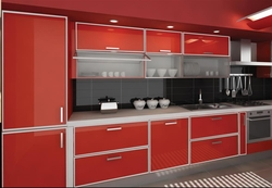 KITCHEN CABINET & DESIGN from BOTICO - ALUMINIUM AND GLASS