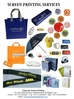 All Types Screen Printing Musaffah from CLEAR WAY BUILDING MATERIALS TRADING