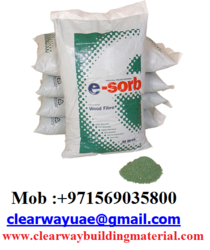 Universal absorbent Granule, E-Sorb, 30 L /Bag in MUSAFFAH , ABUDHABI , UAE  from CLEAR WAY BUILDING MATERIALS TRADING