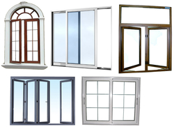 ALUMINIUM AND GLAZING WORKS from HICORP TECHNICAL SERVICES