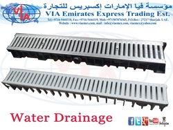 Water Drainage from VIA EMIRATES EXPRESS TRADING EST