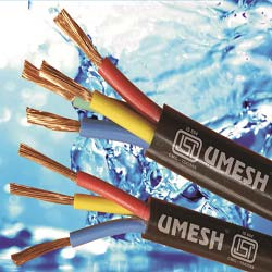 Submersible Pump Cable from UMESH CABLE