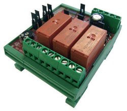 AXIO Relay - Three/Four Stage Relay Module from AXIO UK ANNICOM INTERNATIONAL FZE
