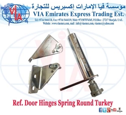 Ref. Door Hinges Spring Round  from VIA EMIRATES EXPRESS TRADING EST