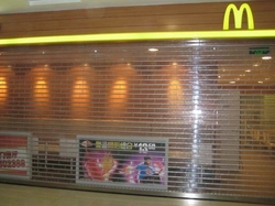 MAXWELL POLYCARBONATE ROLLING SHUTTER AVAILABLE IN ABU DHABI from MAXWELL AUTOMATIC DOORS CO LLC