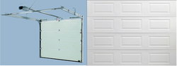 GARAGE DOORS AND SECTIONAL OVERHEAD DOORS IN UAE from MAXWELL AUTOMATIC DOORS CO LLC
