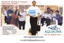 AQUALINK Global Leader in Water Treatment  and  water  Purification  MADE IN  USA. Aqualink Water Treatment  Multi Specialist  DOCTOR, from AQUALINK DESALINATION EQUIP, TR