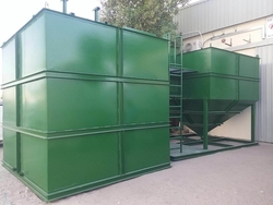 PACKAGED SEWAGE TREATMENT PLANTS IN UAE from EMVEES WASTE WATER TREATMENT LLC