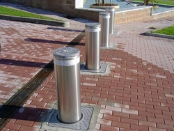 BOLLARDS AND TURNSTILE from TAREEQ AL NAJAH DOORS TR