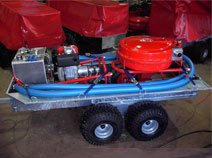 OIL SPILL CLEANING MACHINE from ACE CENTRO ENTERPRISES