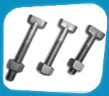 Carbon Steel fasteners from ASHAPURA STEEL & ALLOYS