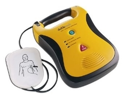LIFELINE AED Semi-automatic Defibrillator from AVENSIA GENERAL TRADING LLC