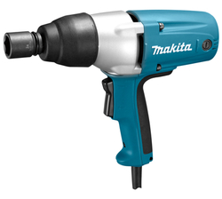 Makita Impact Wrench with Detent Pin Anvil (400W, 12.7mm) from AL FUTTAIM ACE