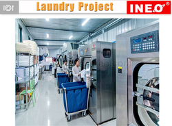LAUNDRY & DRY CLEANING EQUIPMENT SUPPLIERS from IK BROTHERS GENERAL TRADING CO LLC