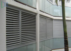 Louvers suppliers in Dubai UAE from ZAYAANCO