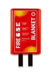 Pod fire Blanket - 1.2 x 1.2m from ARASCA MEDICAL EQUIPMENT TRADING LLC