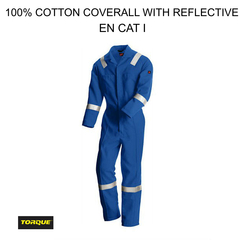 Cotton Coverall in Dubai from ORIENT GENERAL TRADING