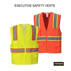 Executive Safety Vests in UAE DUBAI from ORIENT GENERAL TRADING
